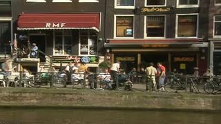 Amsterdam is the capital of the Netherlands. It is a city built on swampy marshland reclaimed from the North Sea.  Althou